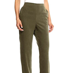 Women's Pants Faux Suede Proportion Short 24W